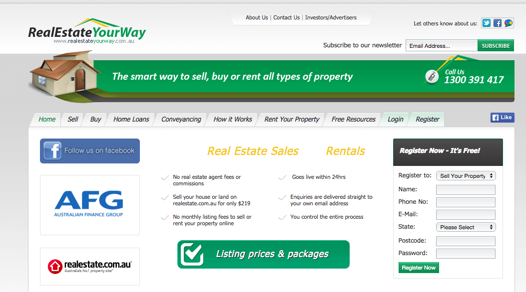real estate your way