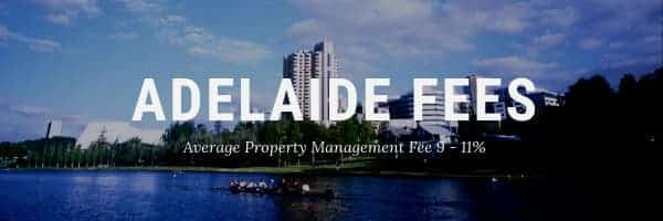 Property Management Fees Adelaide