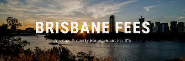 Property Management Fees Brisbane