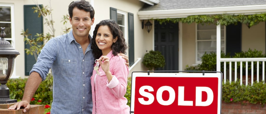 Sell your home to reduce mortgage stress
